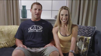 Advocare TV Spot Featuring Michelle and Jason Witten - Thumbnail 9