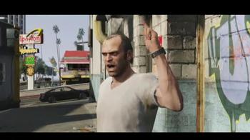 Grand Theft Auto V TV Spot, 'One Last Score' Song by Stevie Nicks - Thumbnail 3