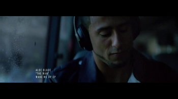 Beats Studio TV Spot Featuring Colin Kaepernick, Song by Aloe Blacc - 509 commercial airings