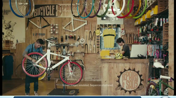 Intuit QuickBooks TV Spot, 'Bicycle Shop' - Thumbnail 1