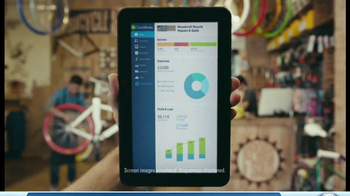 Intuit QuickBooks TV Spot, 'Bicycle Shop' - Thumbnail 2