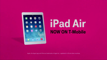 T-Mobile TV Spot, 'iPad Air Here' Song by Phoenix - Thumbnail 10