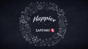 Safeway TV Spot, 'Happier Holidays: Enchant' - Thumbnail 1