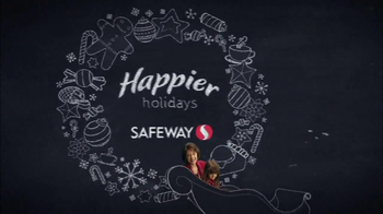 Safeway TV Spot, 'Happier Holidays: Enchant' - Thumbnail 2