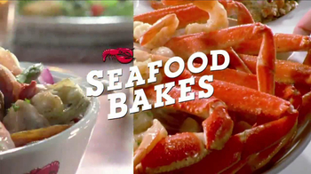 Red Lobster Seafood Bakes TV Spot, 'Lunch Specials'