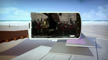 Xfinity HBO & Digital Preferred TV Spot, 'What's Awesome' - Thumbnail 3