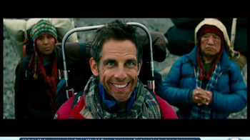 The Secret Life of Walter Mitty - 4991 commercial airings