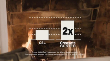 Pine Mountain Creosote Buster TV Spot - Thumbnail 7
