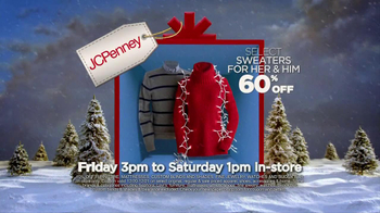 JCPenney Cash Days TV Spot, 'Robert' - Thumbnail 7