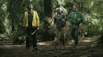 Smokey Bear Campaign TV Spot, 'Bonfire' - Thumbnail 1