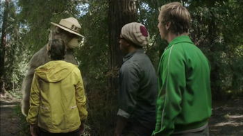 Smokey Bear Campaign TV Spot, 'Bonfire' - Thumbnail 8