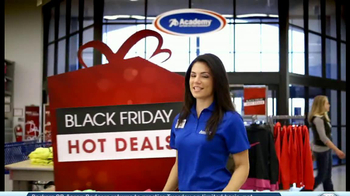 Academy Sports + Outdoors Black Friday TV Spot, 'It's Here' - Thumbnail 2