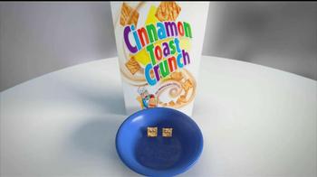 Cinnamon Toast Crunch TV Spot, 'Lickety Split' - Thumbnail 1