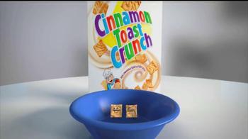Cinnamon Toast Crunch TV Spot, 'Lickety Split' - Thumbnail 2
