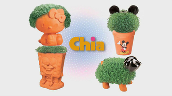 Chia Pet Mickey Mouse TV Spot - Thumbnail 3