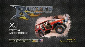 Rusty's Off-Road Products TV Spot, 'Jeep XJ Cherokee'