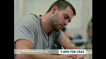 ITT Technical Institute Opportunity Scholarship TV Spot, 'Achiev Your Goals
