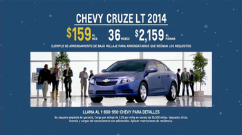 2014 Chevrolet Cruze LT TV Spot, 'Es Real' [Spanish] - Thumbnail 10
