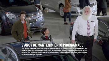 2014 Chevrolet Cruze LT TV Spot, 'Es Real' [Spanish] - Thumbnail 3