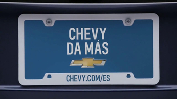 2014 Chevrolet Cruze LT TV Spot, 'Es Real' [Spanish] - Thumbnail 9