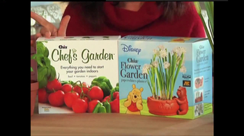 Chia Pet Chef's Garden and Chia Flower Garden TV Spot - Thumbnail 10