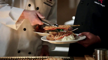 Red Lobster Four Course Seafood Feast TV Spot - Thumbnail 2