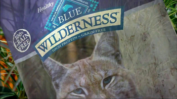 Blue Buffalo Wilderness TV Spot, 'Wild Cat' - Thumbnail 7