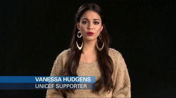 UNICEF USA TV Spot, 'Typhoon Haiyan' Featuring Vanessa Hudgens - 145 commercial airings