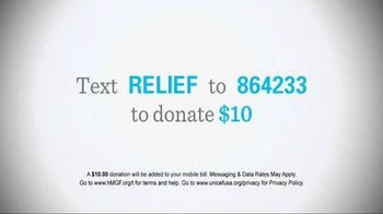 UNICEF USA TV Spot, 'Typhoon Haiyan' Featuring Vanessa Hudgens - Thumbnail 8
