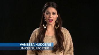UNICEF USA TV Spot, 'Typhoon Haiyan' Featuring Vanessa Hudgens - Thumbnail 2