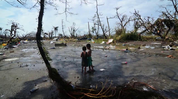 UNICEF USA TV Spot, 'Typhoon Haiyan' Featuring Vanessa Hudgens - Thumbnail 5
