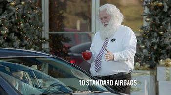 2014 Chevrolet Cruze TV Spot, 'Santa Salesman' - 1048 commercial airings