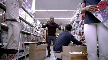 Walmart TV Spot, 'Don't Come Up Short' Featuring Kevin Hart