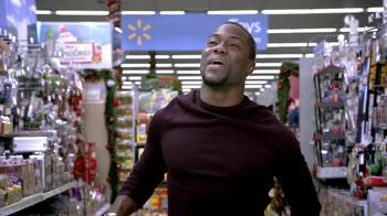 Walmart TV Spot, 'Don't Come Up Short' Featuring Kevin Hart - Thumbnail 4