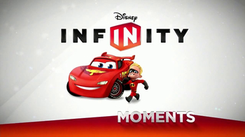 Disney Infinity TV Spot, \'Lightning McQueen vs. Dash\'