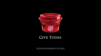 The Salvation Army TV Spot, 'Give Today' - Thumbnail 1