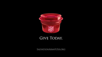 The Salvation Army TV Spot, 'Give Today' - Thumbnail 6