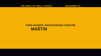 The Wolf of Wall Street - Alternate Trailer 3
