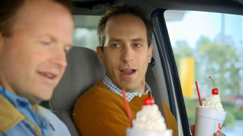 Sonic Drive-In Half-Priced Shakes TV Spot, 'Regifting' - Thumbnail 2