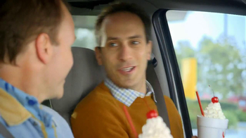 Sonic Drive-In Half-Priced Shakes TV Spot, 'Regifting' - Thumbnail 3