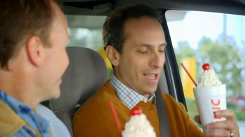 Sonic Drive-In Half-Priced Shakes TV Spot, 'Regifting' - Thumbnail 6