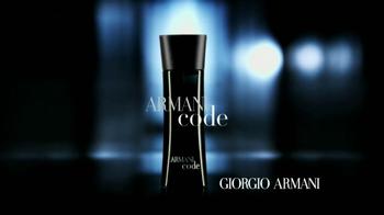 Giorgio Armani Armani Code TV Spot - Thumbnail 10