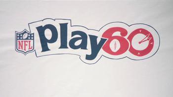 NFL PLay 60 TV Spot Featuring J.J. Watt - Thumbnail 1