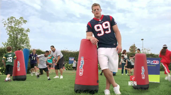 NFL PLay 60 TV Spot Featuring J.J. Watt - Thumbnail 5