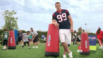 NFL PLay 60 TV Spot Featuring J.J. Watt - Thumbnail 5
