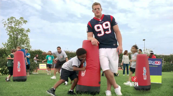 NFL PLay 60 TV Spot Featuring J.J. Watt - Thumbnail 6