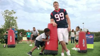 NFL PLay 60 TV Spot Featuring J.J. Watt - Thumbnail 6
