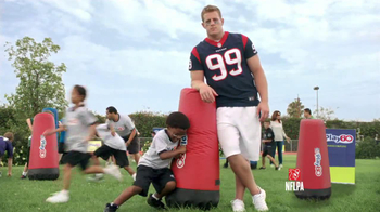 NFL PLay 60 TV Spot Featuring J.J. Watt - Thumbnail 7