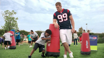 NFL PLay 60 TV Spot Featuring J.J. Watt - Thumbnail 8