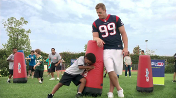 NFL PLay 60 TV Spot Featuring J.J. Watt - Thumbnail 9